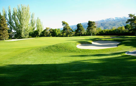 Ridge Golf Club Cover Picture