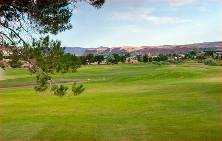 Saint George Golf Club Cover Picture