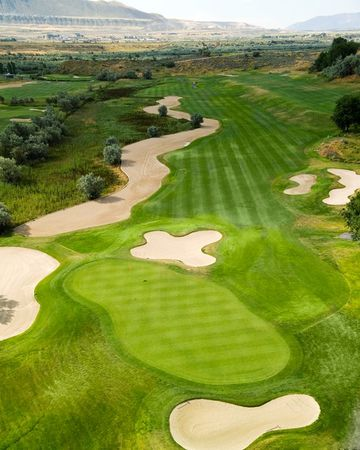 South mountain golf club cover picture