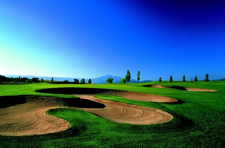 Wolf creek golf resort cover picture