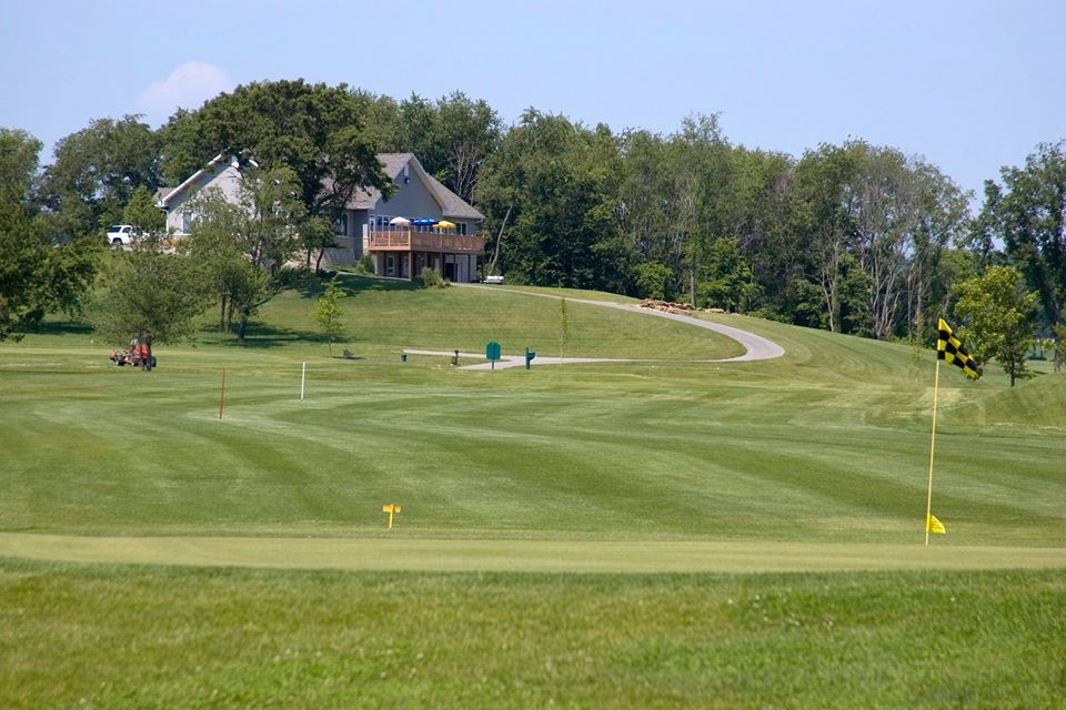 Bass creek golf club cover picture