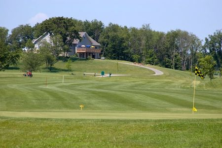 Overview of golf course named Bass Creek Golf Club