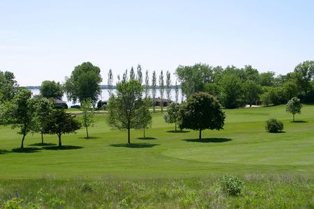 Overview of golf course named Beaver Dam Country Club