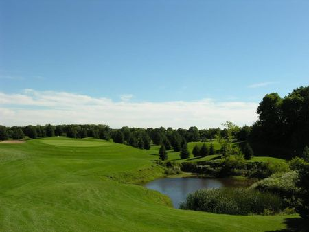 Bristol Ridge Golf Course Cover Picture