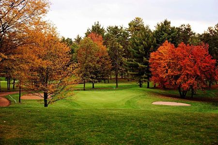 Overview of golf course named Ridges Golf Course, The