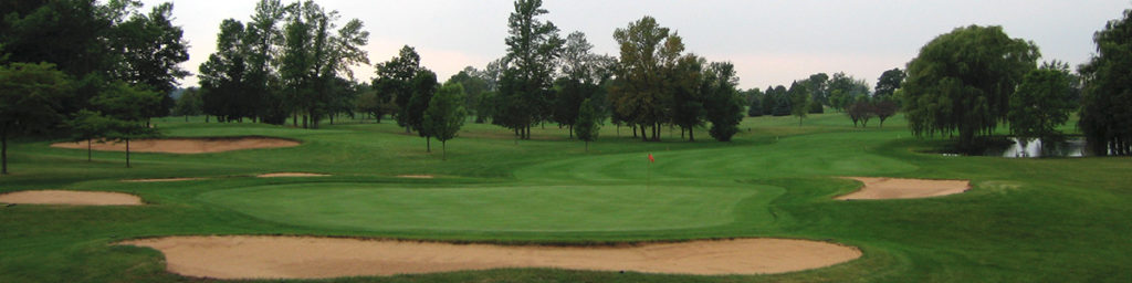 Overview of golf course named Chaska Golf Course