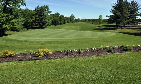 Chequamegon bay golf club cover picture