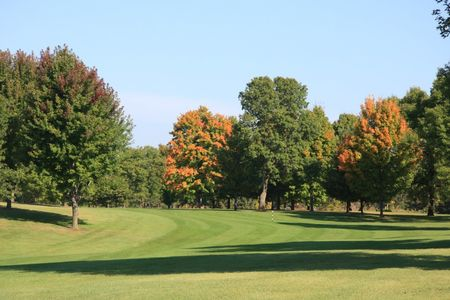 Clifton hollow golf club cover picture