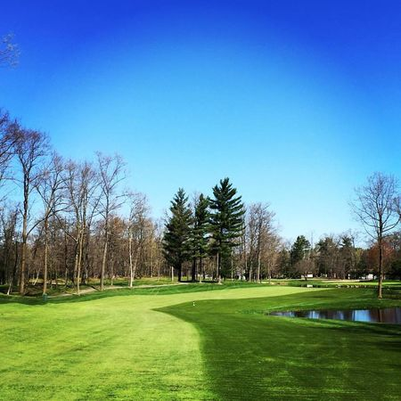 Overview of golf course named Cumberland Golf Club