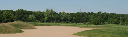 Overview of golf course named Foxfire Golf Club