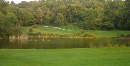 High Cliff Golf Course Cover Picture