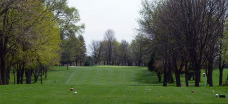 Overview of golf course named Krueger-Haskell Golf Course