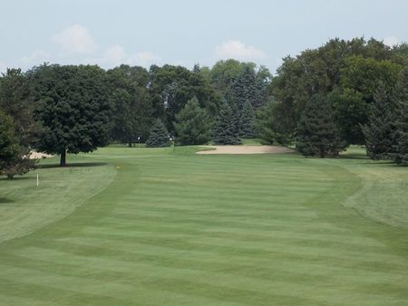 Overview of golf course named Monona Golf Course