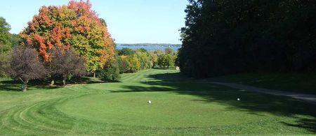 Naga-Waukee Golf Course Cover