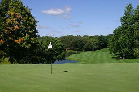 Oconomowoc Golf Club Cover