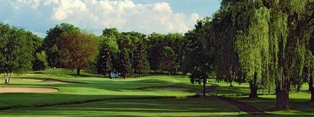 Overview of golf course named Ozaukee Country Club