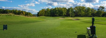 Peninsula state park golf course cover picture