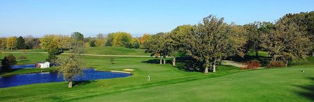 Overview of golf course named Horicon Hills Golf Club
