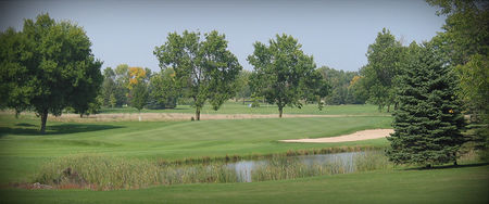 Overview of golf course named Rolling Meadows Golf Course