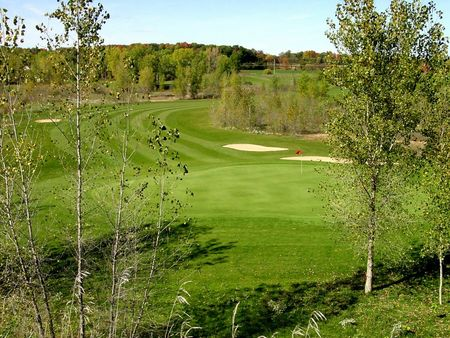 Shamrock heights golf club cover picture