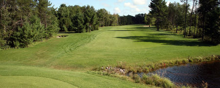 Overview of golf course named Spring Brook Golf Course
