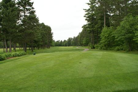 Saint Germain Municipal Golf Club Cover