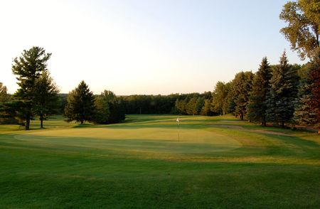 Overview of golf course named Weymont Run Country Club