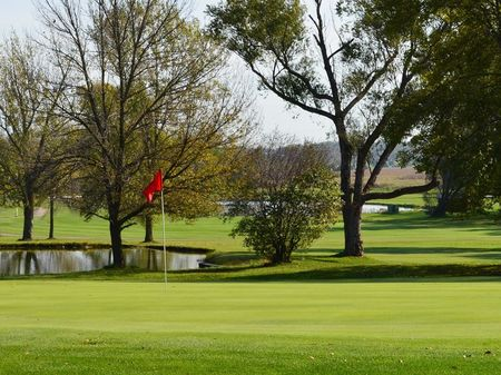 Edgewood Golf Course Cover