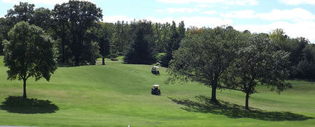 Luck golf course cover picture