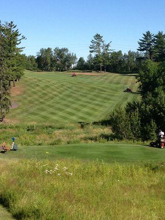Nemadji Golf Course Cover Picture