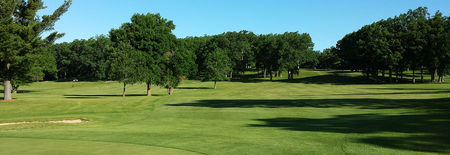 Decatur lake golf course cover picture