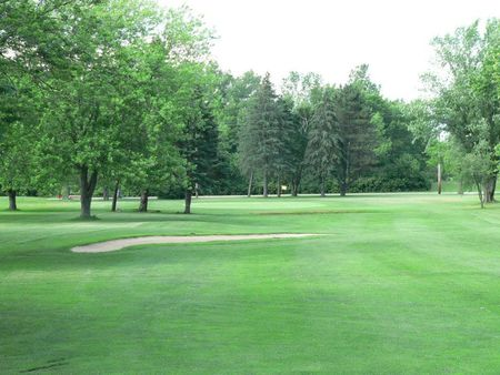 Woodland Golf Cover Picture