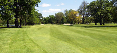 Overview of golf course named Rock River Country Club