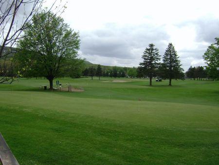 Rib Mountain Golf Course Cover Picture