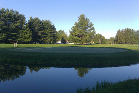 Menomonie Golf and Country Club Cover Picture