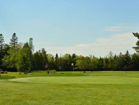 Pattison Park Golf Course Cover
