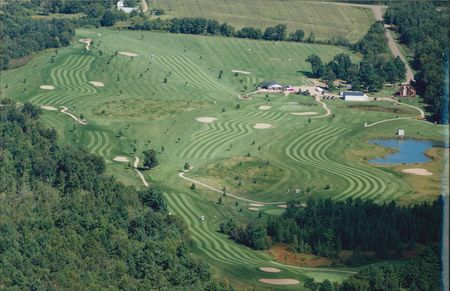 Overview of golf course named Sioux Creek Golf Course