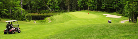Northwood Golf Course Cover Picture