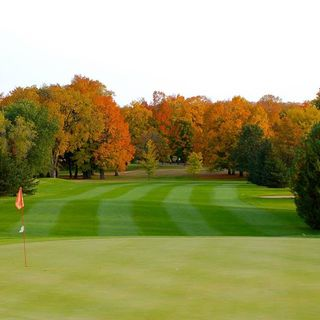 Clintonville riverside golf club cover picture