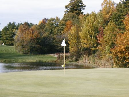 Overview of golf course named Sheboygan Town and Country Golf Club