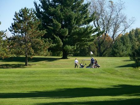 Odana Hills Golf Course Cover Picture