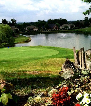 Overview of golf course named Royal Oaks Golf Resort