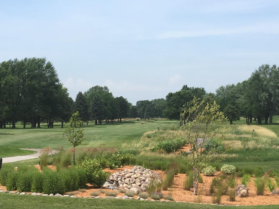 Overview of golf course named Ridgeway Golf and Country Club