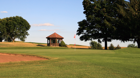 Dodge Point Country Club Cover