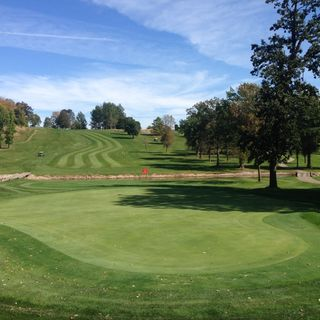 Camelot country club cover picture