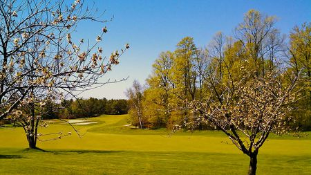 Overview of golf course named The Orchards at Egg Harbor