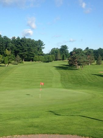 Butternut hills golf club cover picture