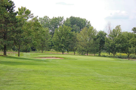 Overview of golf course named Door Creek Golf Course