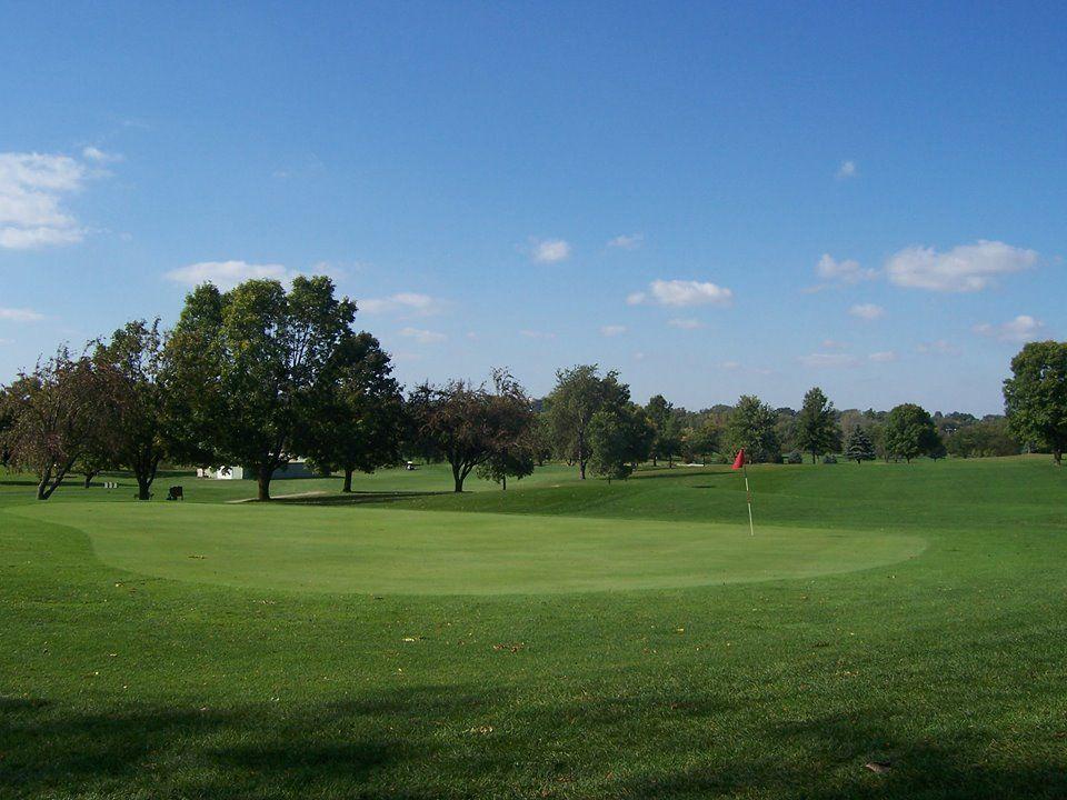 American legion golf course cover picture