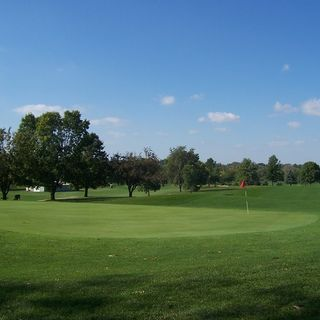 American legion golf course cover picture